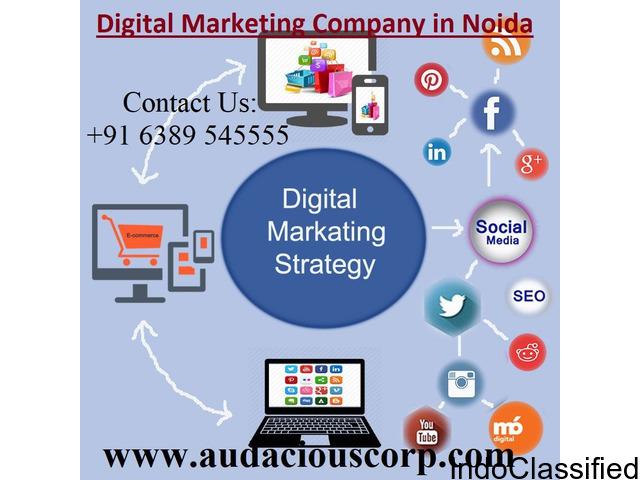 Top Digital marketing services in Noida
