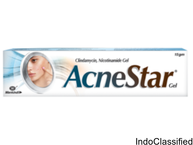 AcneStar Gel - An Anti Acne Gel for Acne Treatment