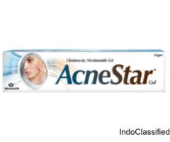 AcneStar Gel - An Anti Acne Gel for Acne Treatment