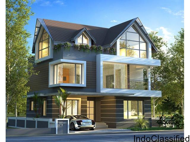 Luxury Villa For Sale in Kakkanad, Cochin