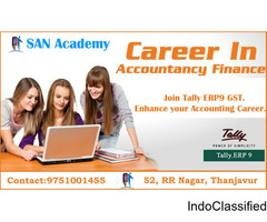 Job Training Course in Tally ERP 9 GST