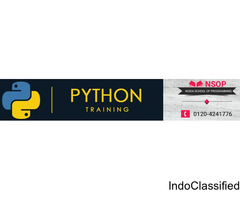 Python-Django training course in Noida|Noida School Of Programming
