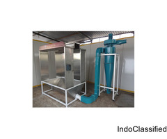 Powder Coating Booth Manufacturers
