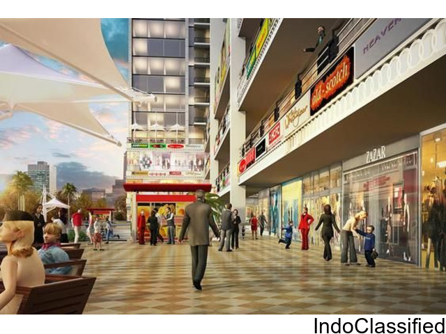 Book Now, Gaur City Center Retail Shops on affordable price Price @ Rs. 30 Lacs*