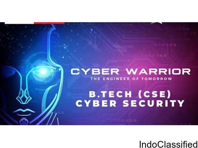 B.Tech CS in Cyber Security in India | Ansal University - Lucideus|ethical hacking|Delhi|gurgaon