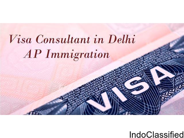Best pr visa immigration consultant in delhi