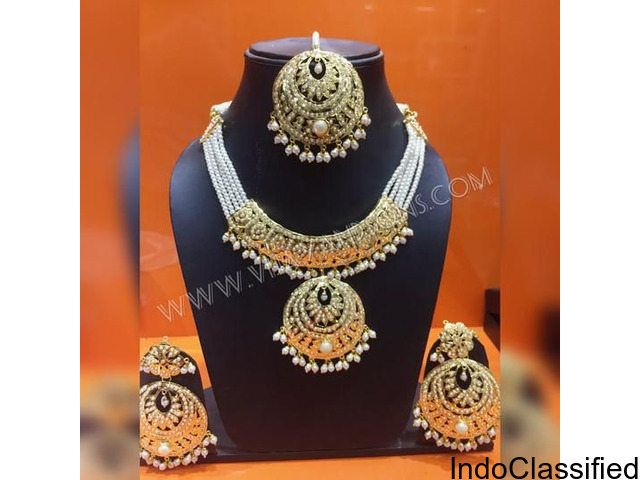 Buy Rani Haar Collection Online – Vijay and Sons