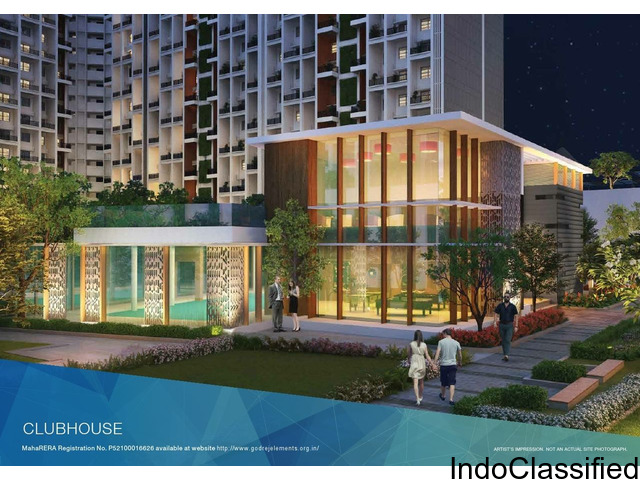 Godrej Properties Upcoming Projects in Hinjewadi