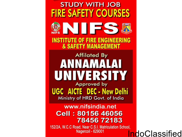 FIRE AND SAFETY INSTITUTION  INNAGERCOIL