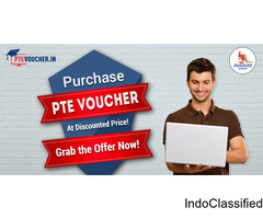 Purchase PTE Voucher at discounted price! Grab the Offer Now!