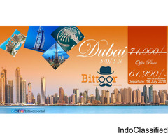 Mega sale of Dubai Tour package with All inclusions
