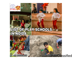 List of Play Schools in Noida | Play Schools in Noida