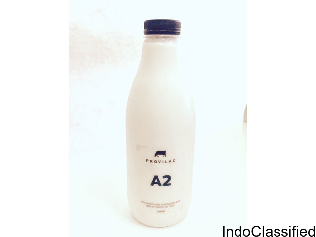 Completely pure, healthy, organic, nutritious, untouched & unadulterated Milk provider.