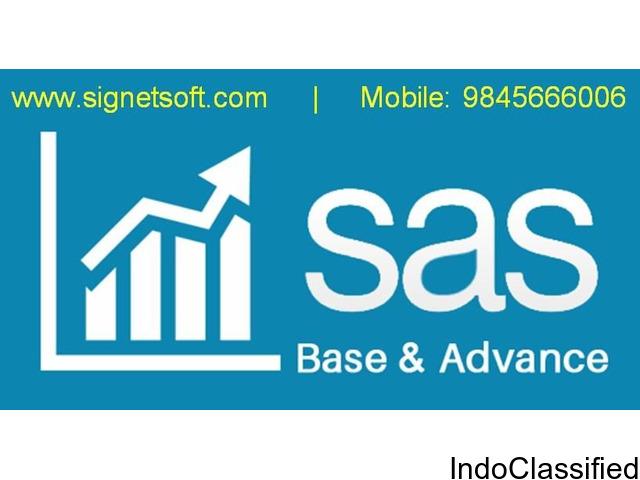 SAS/ SAS Project/ Clinical SAS/ Tableau/ Talend ETL/ Talend Training in Marathahalli Bangalore