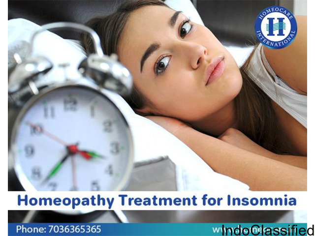 Insomnia Homeopathy solution In khammam