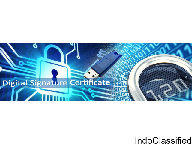Class 2 Digital Signature Certificate | e-digital signature