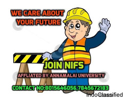 ANNAMALAI UNIVERSITY NIFS FIRE AND SAFETY INSTITUTION