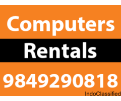 Laptop Rental in Hyderabad | Hire Rent at Hyderabad Best Price at door step 9849290818