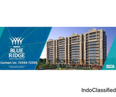 3 BHK apartments in Chandigarh, Zirakpur, Panchkula - Motia Blue Ridge