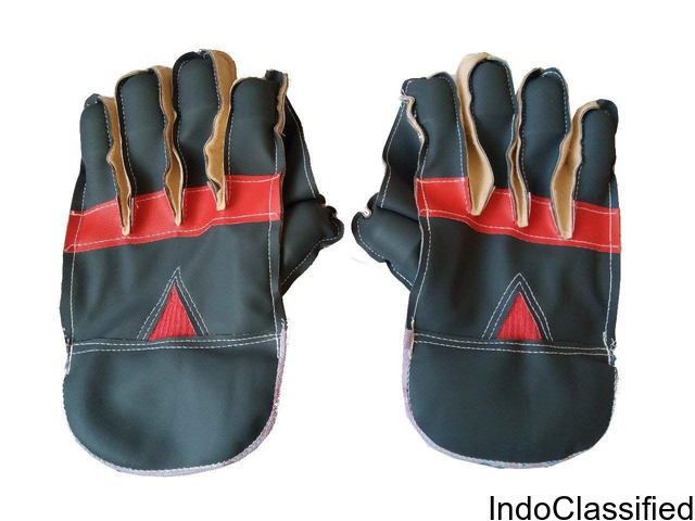 Multicolor Wicket-Keeping Gloves