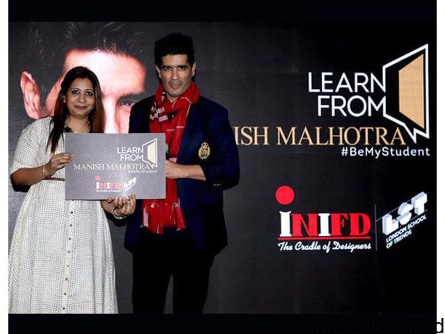 Inifd Pune Kothrud Best Fashion Interior Designing Academy Courses Institute In Pune India