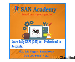 Tally ERP 9 GST For Accounts Oriented Job