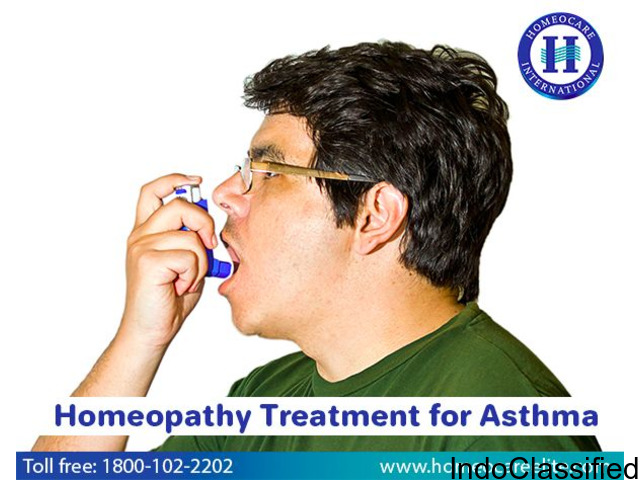Asthma treatment with homeopathy in Chennai
