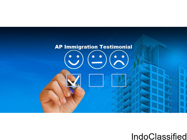 AP immigration review | feedback | testimonial |Complains