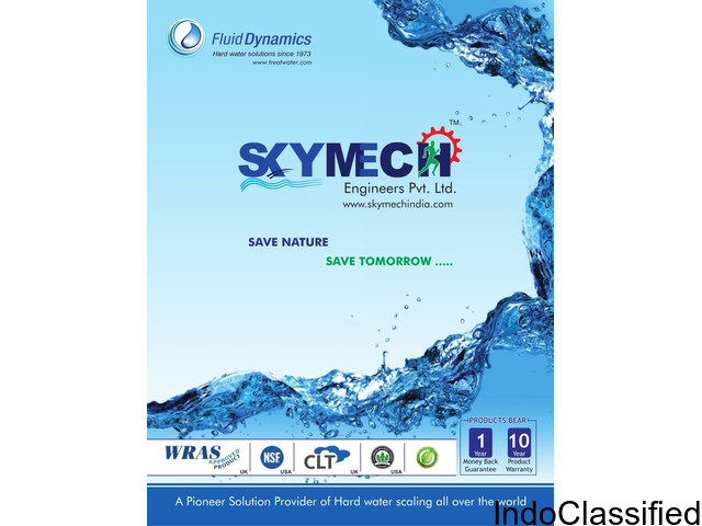 Scale Free Water Solution in Ghaziabad