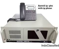 AasTell IP-PBX with IP Phone