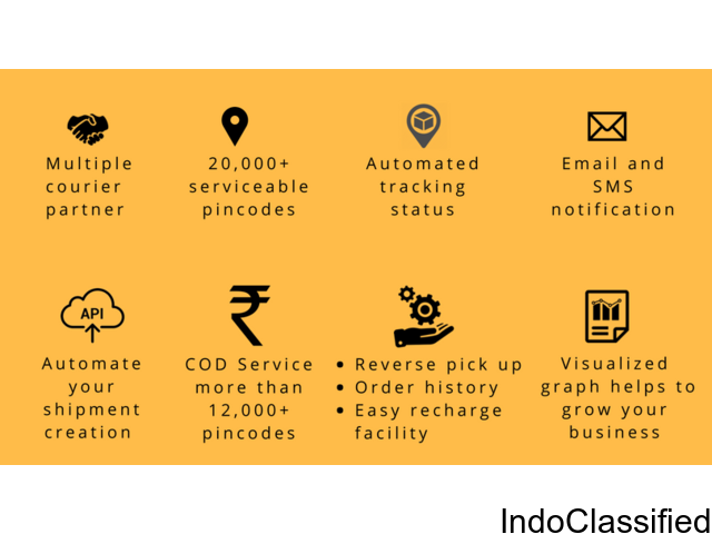 Courier Service Provider For Ecommerce - INSTACouriers