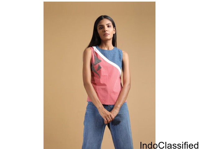 Women's Clothing Online - Buy Designer & formal Tops, Shirts