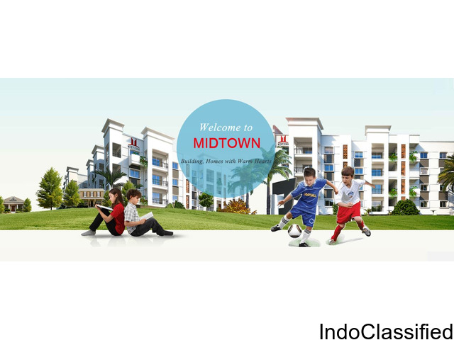3 bhk apartment for sale in Kodigehalli bangalore