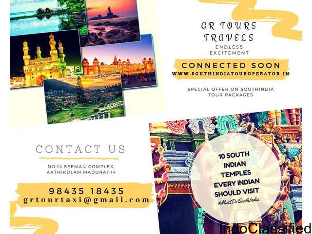 Best south india tour package ataffordable price