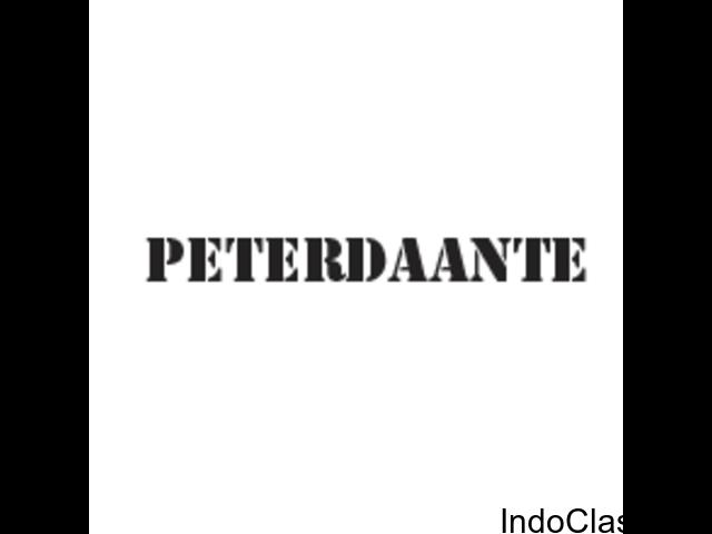 Tranguila Blue cherry leather shoes- Peterdaante- Home premium shoes