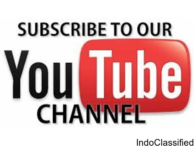 Buy Youtube Channel Subscribers to Achieve Maximum Business Growth