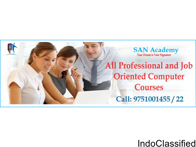 Diploma in Computer Applications (DCA) Job Oriented Course