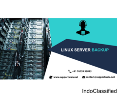 Monsoon Offer on Linux Server Installation, Backup, and Configuration