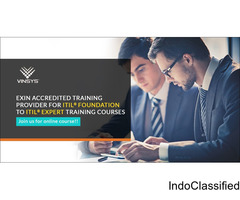 ITIL Foundation Certification Training in Pune | ITIL exam in Pune | Vinsys