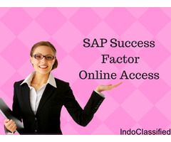 sap  success Factor Online access |Enroll for free demo