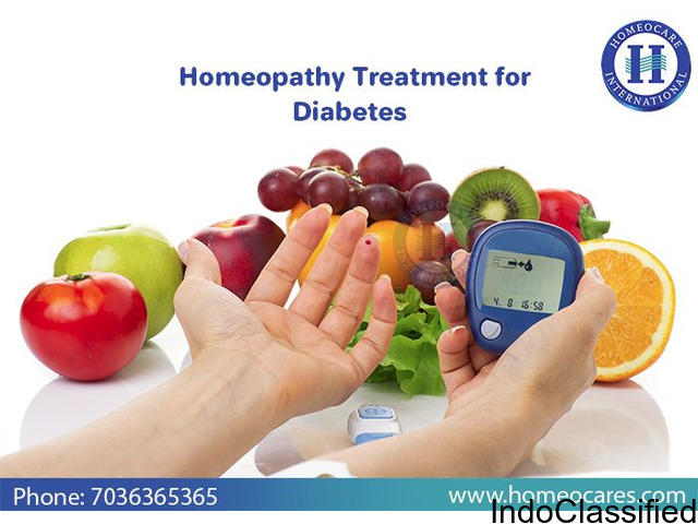 Get effective Diabetes treatment with Homeopathy in Dilsukhnagar