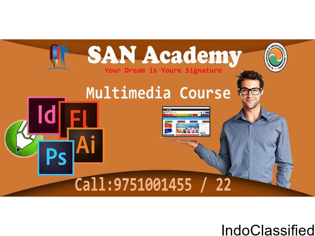 Join Multimedia Course to develop your creativity!