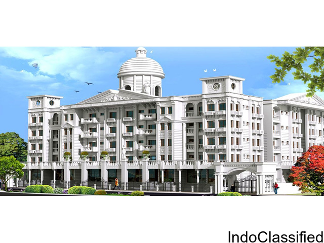 Luxury flats in Kolkata in Rajarhat at affordable prices