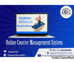 Courier Management System India