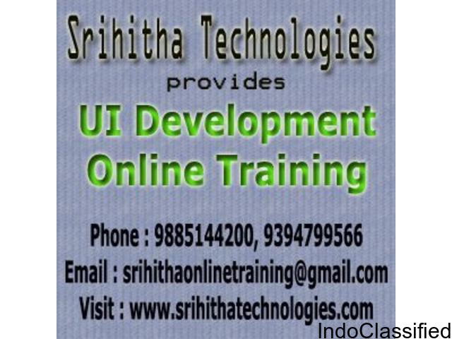 UI Development Online Training