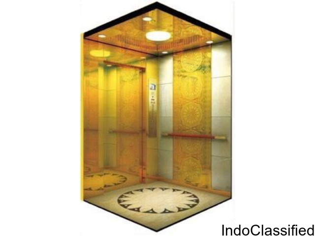 Beautiful and Comfortable Villa Elevator From Elevator Manufacturers Fuji