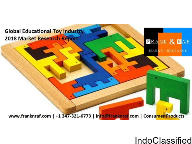 Global Educational Toy Industry 2018 Market Research Report