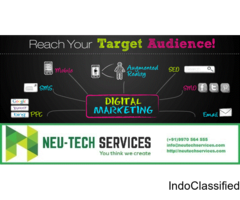 Digital Marketing, SEO, SMM, PPC, Services Company in Ballarpur