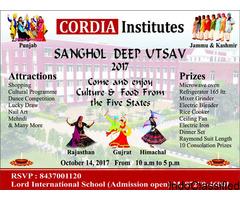 Deep Utsav at Cordia Institutes
