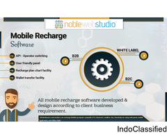 Mobile recharge software Development Company